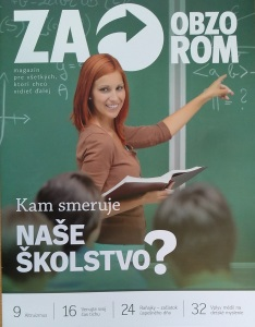 Za obzorom školstvo