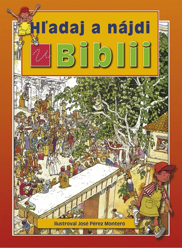 Hľadaj a nájdi v Biblii