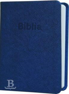 Biblia - slovenský ekumenický preklad 2018 - modrá