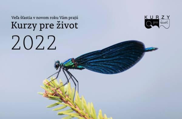 Kalendár SKK 2022 malý